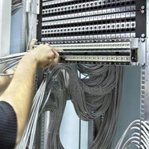 Cabeamento data center
